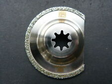 Fein Multimaster Diamant-Blatt Ø63 x 2,1mm 63502114017 8-Stern-Aufnahme