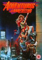 Tutto quella notte (Adventures in Babysitting) - DVD edizione UK
