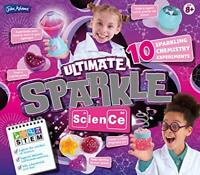 Ultimate Sparkle Science For Kids, Educational toys for children