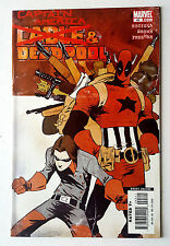 Cable and Deadpool #45 (2007 Marvel)