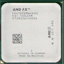 AMD CPU FX Series FX-4100 Quad Core CPU 3.6GHz Socket AM3+