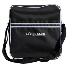 """UNITED DJS Retro Messenger Bag - Universal use but perfect for up to 35 x 12""""s"""