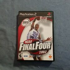 NCAA Final Four 2002 (Sony PlayStation 2, 2001) PS2 game used/VERY GOOD!