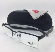 a3100d6ae2 New RAY-BAN Rx-able TECH SERIES Eyeglasses RB 8412 2503 Matte Black-