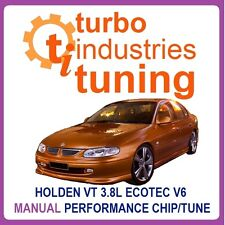 Holden VT Ecotec V6 Manual 160kw Chip Performance Memcal Tune Commodore Calais