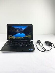 Dell Latitude E5530 Core i3-2328m @2.2GHz 4GB 320GB Windows 10
