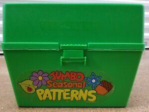 Macmillan Jumbo Seasonal Patterns Green Teaching Resource JUMBO BOX