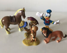 Disney Figure Bundle Rescuers Mouse Insect Dragonfly Pocahontas Toy Story