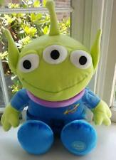 "Large Disney Store Exclusive Plush Toy Story Alien 14"" Vintag"