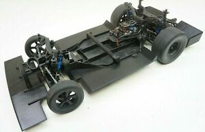 Aero Downforce Kit Ground Effects Undertray Diffuser Team Associated DR10 NPRC