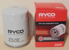 Z928 RYCO Oil Filter for Ford Mustang FM 2015 on Coyote 5.0L V8 S550