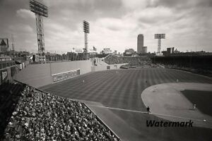 MLB Classic Fenway Park Boston Red Sox Green Monster 8 X 12 Photo Picture