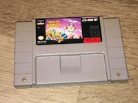 Inspector Gadget Super Nintendo Snes Cleaned & Tested Authentic