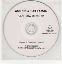 (GI248) Gunning For Tamar, Deaf Cow Motel EP - 2011 DJ CD