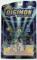 """Bandai Digimon Digital Monsters Collectable Set 43 New Action Figures 1.5"""" Toys"""