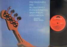 801 LIVE LP Phil Manzanera Brian ENO Roxy Music POLYDOR UK You Really Got Me