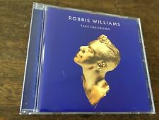 ROBBIE WILLIAMS - TAKE THE CROWN - CD ALBUM - CANDY / BE A BOY / GOSPEL / LOSERS