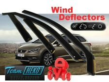 SEAT LEON III  2014 -  ESTATE / WAGON  5.doors  Wind deflectors 4.pc  HEKO 28240
