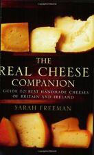 The Real Cheese Companion,Sarah Freeman