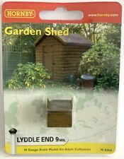 Hornby N Gauge Lyddle End N8066 Garden Shed