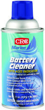 CRC Marine Battery Cleaner with Acid Indicator Detects Leaks & Neutralizes Acid