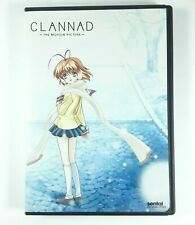 Clannad The Motion Picture (DVD) 2011 Sentai Filmworks ANIME Drama English