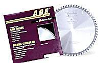 "Amana AGE 7 1/4"" x 60 Tooth Tooth Solid Surface  Corian® and Pastics Saw Blade"