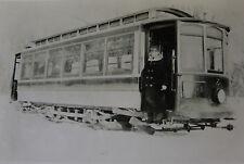 USA298 - GRAND FORKS STREET Railway - TROLLEY No14 PHOTO - North Dakota USA