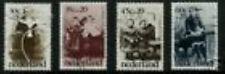 Nederland  1059-1062 Kinderzegels 1974 gestempeld/USED