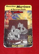 Warhammer 40k Space Marine Reaction Marines Corpsman Tech RTO Star Khan RAFM OOP