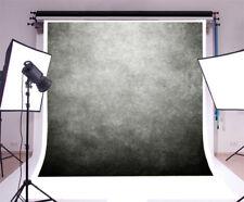 10x10FT Retro Gradient Grey Photography Background Studio Photo Backdrops Props