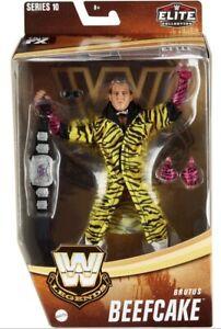 WWE Legends Elite Collection Brutus Beefcake Series 10 Action Figure Target 🔥