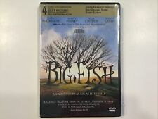 Big Fish (Brand New & Sealed Dvd, 2004) Evan McGregor, Albert Finley