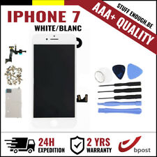 AAA+ LCD TOUCH SCREEN/SCHERM/ÉCRAN ASSEMBLY WHITE BLANC + TOOLS FOR IPHONE 7