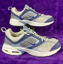 NIKE AIR MOTO IV blue/white max running shoes 454070-142 . eu40.5 women's 9