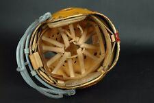 1960s Riddell Concussion Pad Suspension Football Helmet