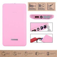 Portable Pink 30000mAh Car Jump Starter Engine Battery Charger Power Bank HM
