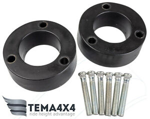 Front strut spacers 40mm for SsangYong ACTYON, KYRON, REXTON, RODIUS, STAVIC