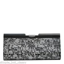 MIMCO CHRYSALIS Clutch Evening Bag  / Hand Bag, in black, BNWT, RRP $199