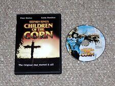 Children of the Corn DVD 2000 Anchor Bay Linda Hamilton