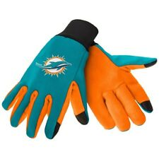 MIAMI DOLPHINS Team Texting Gloves - FREE SHIPPING