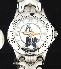 Daffy Duck Ladies Character Watch w/ Arms Crossed in the Original Box
