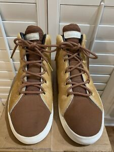 Nike LBJ Lebron XII NSW Lion Mane Lifestyles Shoes 716418-200 Size 10
