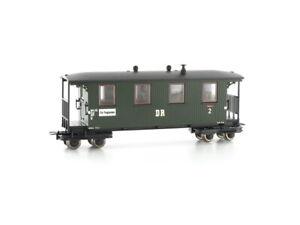 Roco 34061 Personenwagen Waldbahnwagen 2.Kl. DR H0e