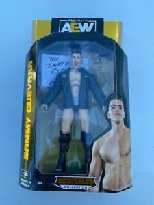 AEW Unrivaled Series 4 SAMMY GUEVARA Sign Variant Chase Figure HARD TO FIND
