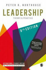 Leadership 8E By Peter G. Northouse ( ISBN:9781544331942 ) 3-5 Days FREE ACCESS.