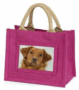 Nova Scotia Duck Tolling Retriever Dog Little Girls Small Pink Shoppi, AD-NR1BMP
