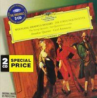 olfgang Amadeus Mozart - Mozart: The String Quintets (DG The Originals) [CD]
