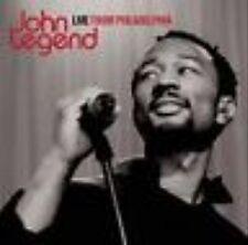 CD + DVD DIGIPACK JOHN LEGEND - LIVE FROM PHILADELPHIA / neuf & scellé