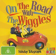 """DVD  """"On The Road With THE WIGGLES"""" ...the SUNDAY TELEGRAPH"""